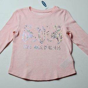 Their's Magic in All of Us Toddler Shirt